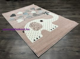 Gyerek Szőnyeg Akció 160X230Cm Bambino Pink 019