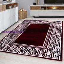 Ay parma 9340 piros 80x300cm modern szőnyeg akciò