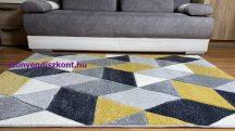 Linett sárga 8797 60szett=60x220cm+2dbx60x110cm