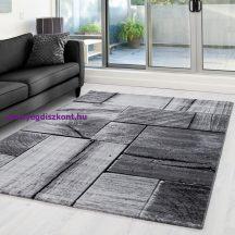 Ay parma 9260 fekete 80x150cm modern szőnyeg akciò