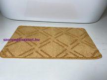 Fürdőszobai szőnyeg 1 részes - mustár