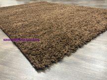 Hosszú Szálú Szőnyeg, Trend 5121 barna 160x230Cm Shaggy Szőnyeg