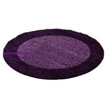 Ay life 1503 lila 120cm -kör shaggy szőnyeg akció