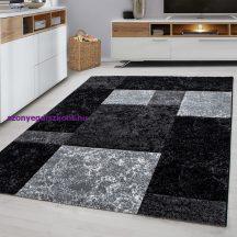 Ay Hawaii 1330 fekete 80x150cm modern szőnyeg
