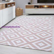 Ay plus 8005 rózsaszín 80x150cm modern szőnyeg akció