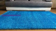 Prémium türkiz shaggy szőnyeg 80x150cm