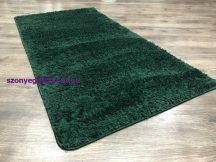 Egyszínű Shaggy Szőnyeg, Dy Kamel Zöld 120X170Cm Szőnyeg-Csúszásmentes