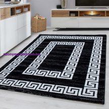 Ay Toscana 3120 fekete 80x150cm modern szőnyeg akciò
