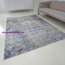 Modern szőnyeg akció, ZARIF 005 szürke-kék 120x170cm