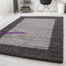 Ay life 1503 szürke 200x290cm - shaggy szőnyeg akció