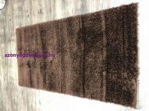 Egyszínű Shaggy Szőnyeg, 133X195Cm Yunus Csokibarna Szőnyeg