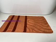 Fürdőszobai szőnyeg 1 részes - tégla