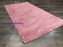 Egyszínű Shaggy Szőnyeg, Dy Kamel Rózsaszín 80X150Cm Szőnyeg-Csúszásmentes