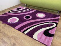 Kyra 540 lila 120x170 - modern szőnyeg