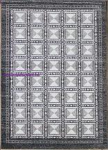 Ber Aspe 1012 Szürke 140X190Cm Szőnyeg