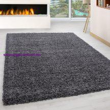 Ay life 1500 sötétszürke 100x200cm egyszínű shaggy szőnyeg
