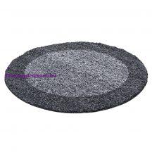 Ay life 1503 szürke 200cm - kör shaggy szőnyeg akció