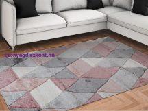 Modern szőnyeg, Franc 8797 pink 120x170cm szőnyeg