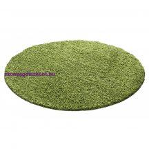 Ay dream 4000 zöld 80cm kör shaggy szőnyeg