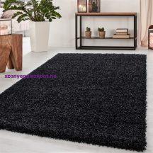 Ay dream 4000 antracit 160x230cm egyszínű shaggy szőnyeg