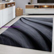 Ay miami 6630 fekete 200x290cm szőnyeg