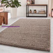 Ay dream 4000 bézs 160x230cm egyszínű shaggy szőnyeg