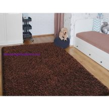 Dy Shaggy Egyszínű Csoki Szőnyeg 60X100Cm