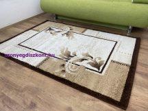 Kyra 734 bézs 200x280cm - modern szőnyeg