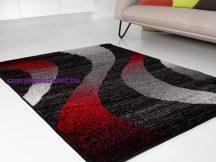 Comfort 4802 fekete 80x250cm Szőnyeg