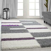 Ay gala 2505 lila 60x110cm - shaggy szőnyeg akció