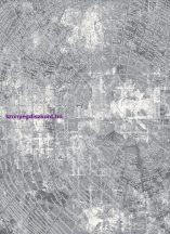 Ber Zara 8507 szürke 120x180cm Szőnyeg