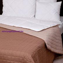 Ágytakaró Laura barna 235x250cm