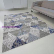 Modern szőnyeg akció, ZARIF 9928 szürke-kék 240x340cm