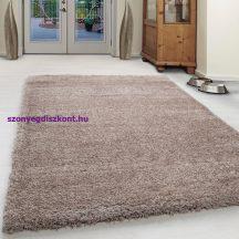 Ay ancona bézs 120x170cm - shaggy szőnyeg