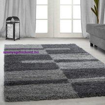 Ay gala 2505 szürke 160x230cm - shaggy szőnyeg akció