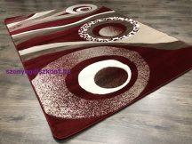 Modern szőnyeg, Platin piros 3774 200x280cm szőnyeg