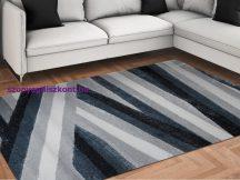 Modern szőnyeg, Franc 0423 kék 60x110cm szőnyeg