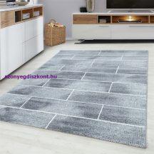 Ay beta 1110 szürke 120x170cm kockás szőnyeg