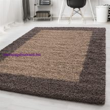 Ay life 1503 taupe 80x150cm - shaggy szőnyeg akció