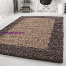Ay life 1503 taupe 200x290cm - shaggy szőnyeg akció