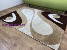 Kyra 726 bézs 200x280cm - modern szőnyeg