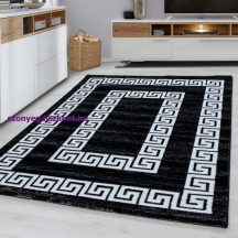 Ay Toscana 3120 fekete 80x300cm modern szőnyeg akciò