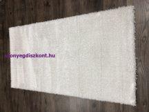 Egyszínű Shaggy Szőnyeg, 160X220Cm Yunus Fehér Szőnyeg