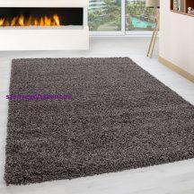 Ay life 1500 taupe 160x230cm egyszínű shaggy szőnyeg