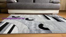 Modern szőnyeg, Platin szürke 3775 60szett=60x220cm+2dbx60x110cm