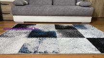 Modern szőnyeg akció, LARA kék-szürke 4865 160x220cm