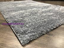 Shaggy szőnyeg akció, Venice világos szürke 80x150cm szőnyeg