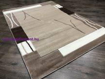 Modern szőnyeg, Platin bézs 3660 60szett=60x220cm+2dbx60x110cm szőnyeg
