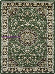Ber Antiky 5857 70X100Cm Zöld Klasszikus Szőnyeg