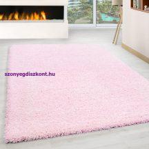 Ay life 1500 rózsaszín 240x340cm egyszínű shaggy szőnyeg